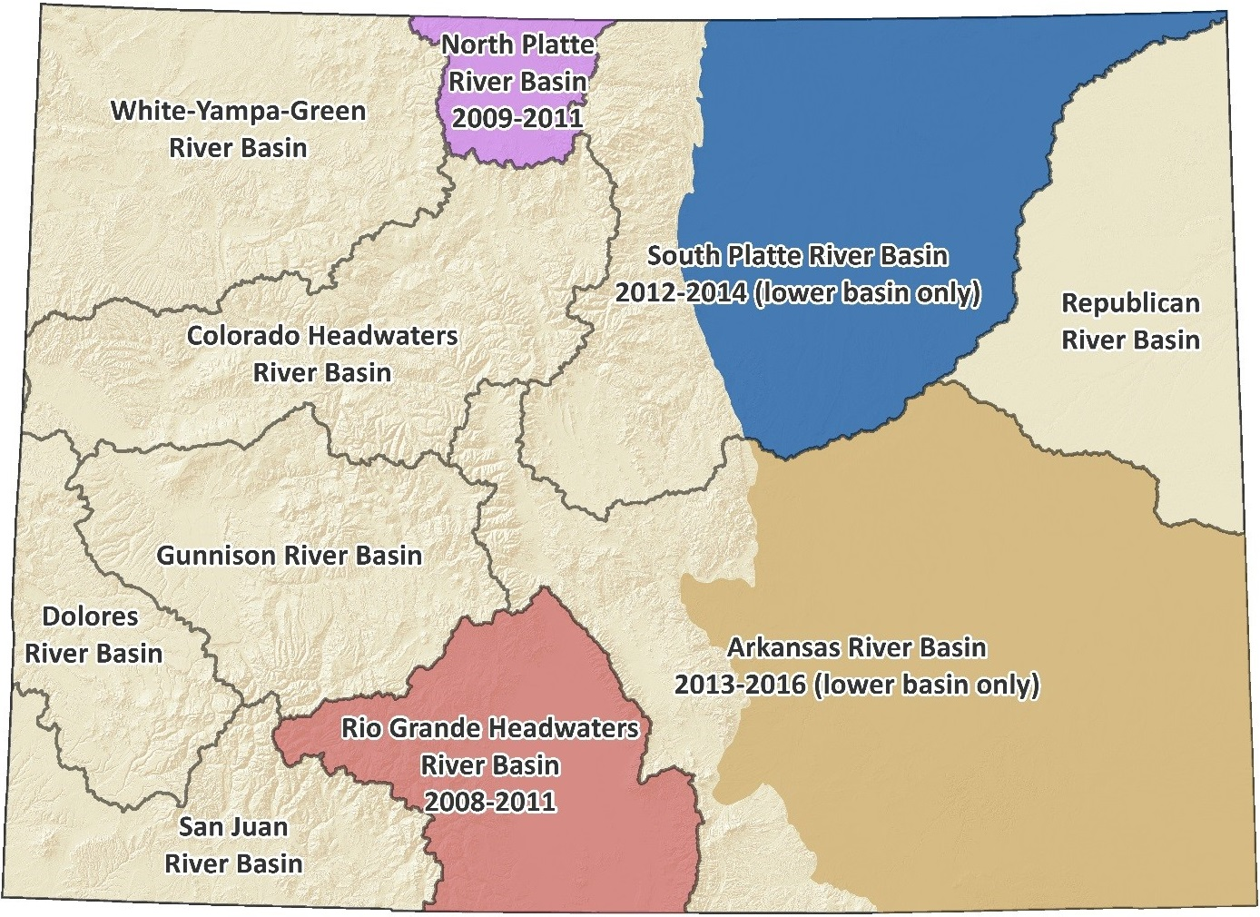 Colorado Wetland Assessment Projects - Colorado Wetland ...