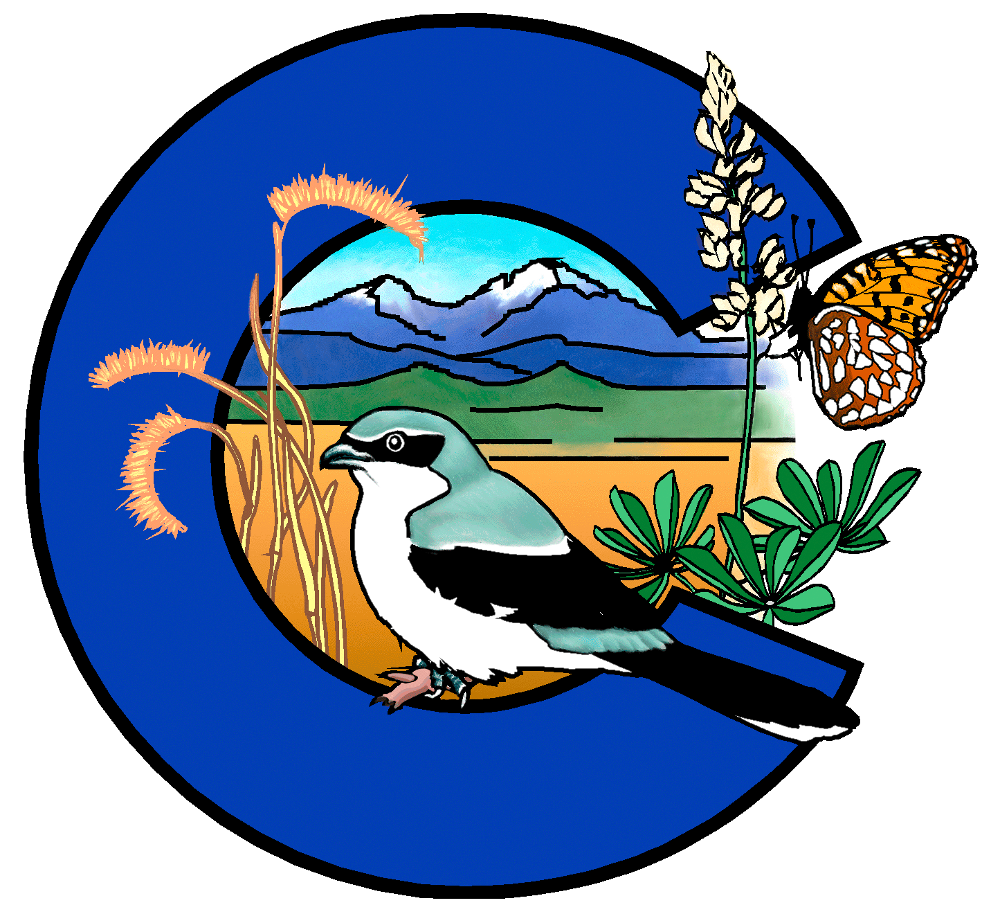 Colorado Natural Heritage Program Logo