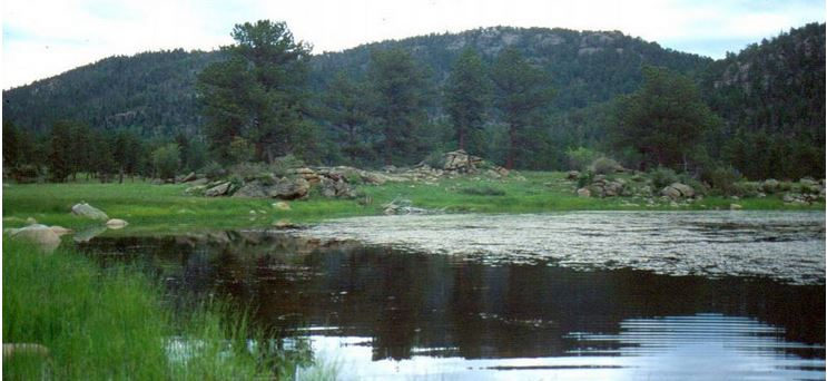 Smitherman Conservation Easement in Larimer County, Colorado.