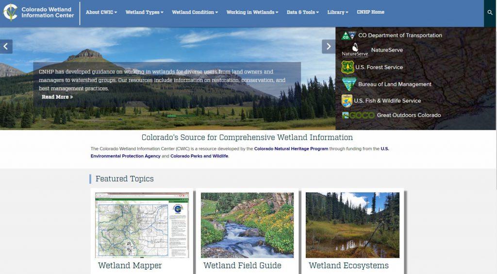 CWIC Homepage
