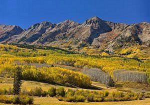 Fall Comes to Ohio Pass, Colorado
