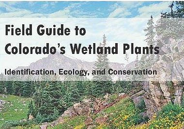 Colorado Wetland Field Guide Cover Page